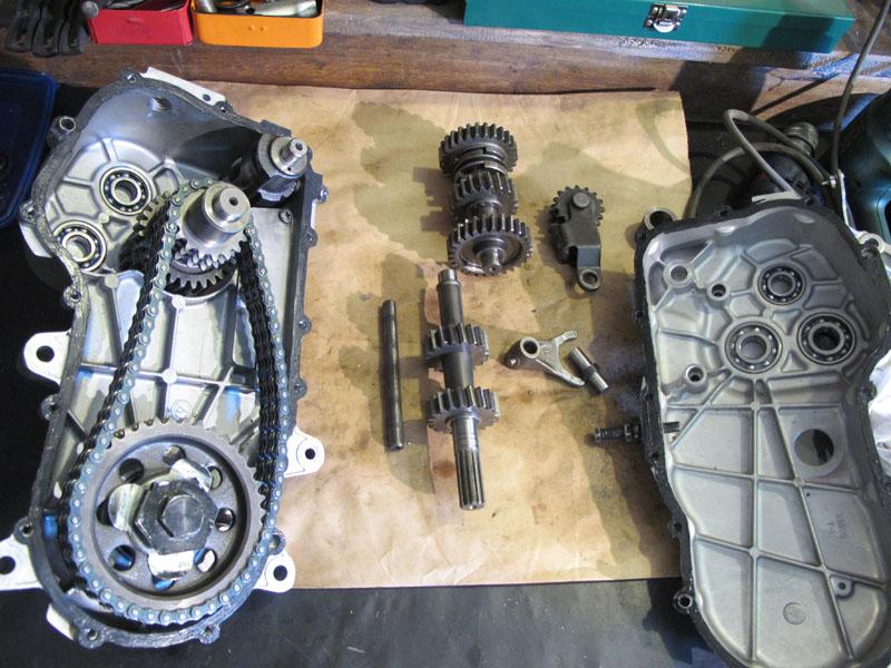Yamaha Viking Инструкция По Ремонту